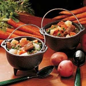 Savory Cranberry Beef Stew