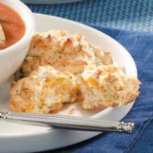 Mexican Drop Biscuits