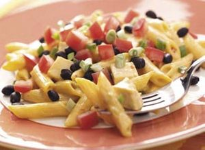 Mexican Chicken Penne