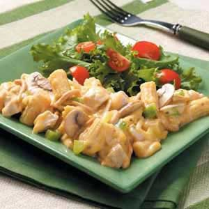 Turkey Casserole with Chow Mein Noodles