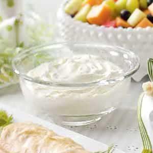 Easy Mock Devonshire Cream