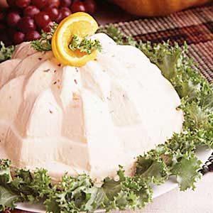 Buttermilk Orange Salad
