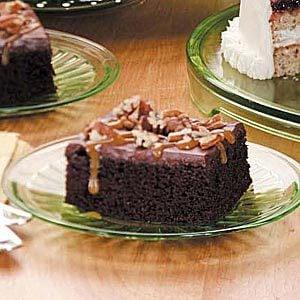 Rich Mocha Cake