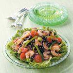 Black Bean Shrimp Salad