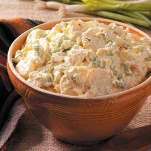 Sour Cream Potato Salad