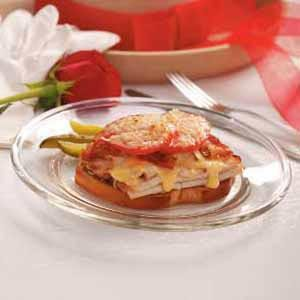 Hot Brown Sandwiches