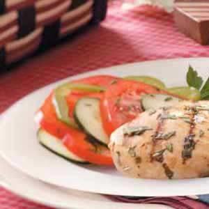 Chilled Tomato Salad