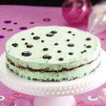 Mint Ice Cream Torte