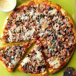 Dad's Favorite Pizza