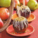 Ultimate Caramel Apples