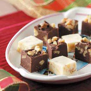 Sensational Walnut Fudge