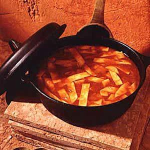 Marc Ann's Tortilla Soup