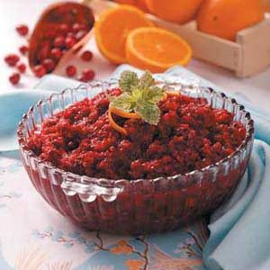 Cran-Orange Relish
