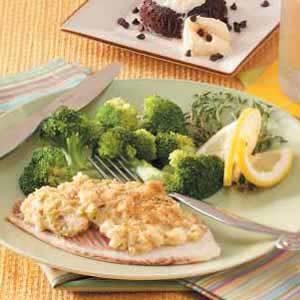 Garlic-Scented Broccoli Florets