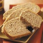 Hazelnut Wheat Bread