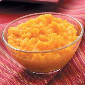 Gingered Butternut Squash