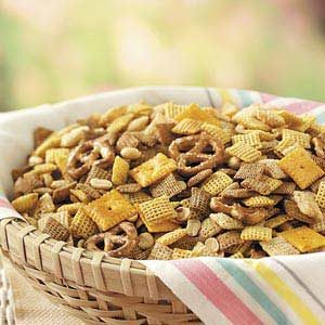 Texas Snack Mix