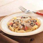 Southwest Bean and Chicken Pasta