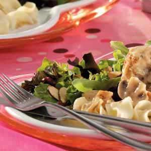 Easy Sweetheart Salad