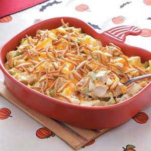 Make-Ahead Chicken Bake