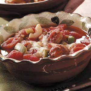 Hearty Italian Soup
