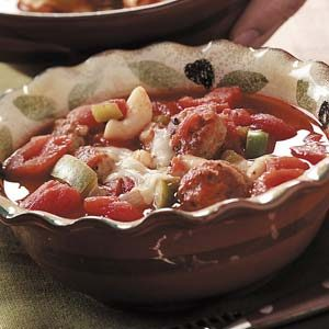 Hearty Italian Soup