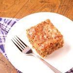 Carrot Cake with Buttermilk Glaze