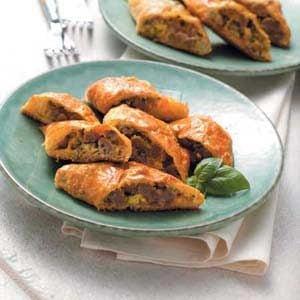Crescent Sausage Rolls