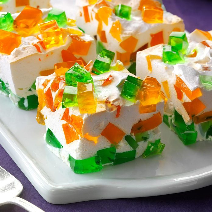 Sweet Treat: Stained Glass Gelatin