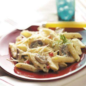 Creamy Parmesan Penne