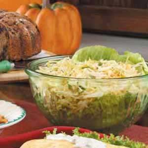 Tarragon Coleslaw
