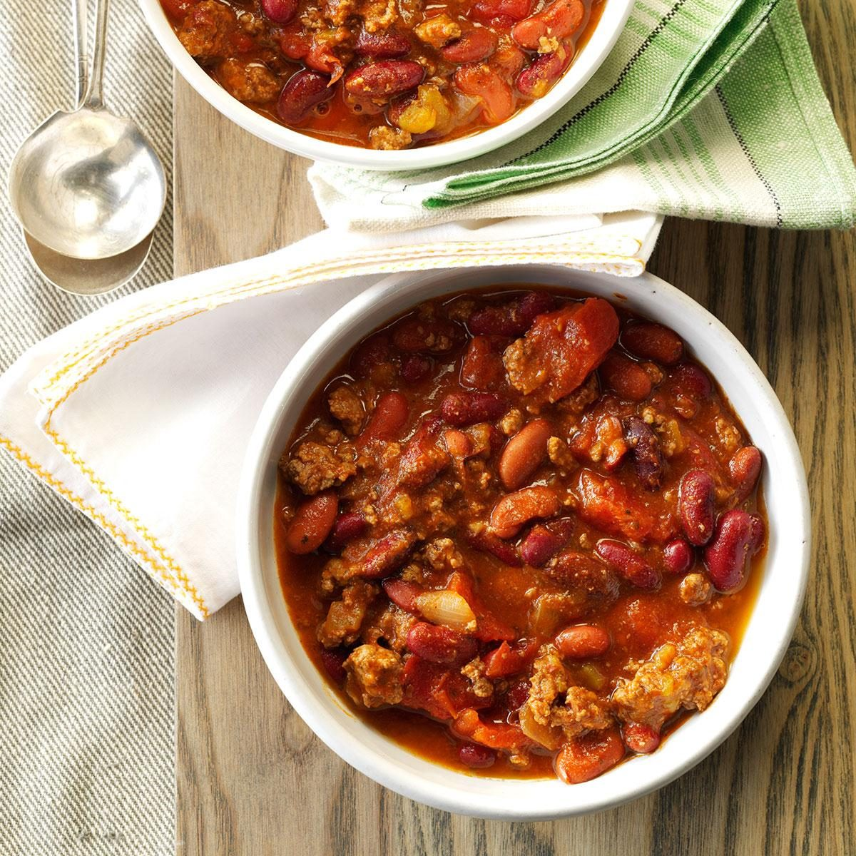 Our Ultimate Chili Recipes