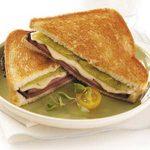 Southwestern Roast Beef Sandwiches