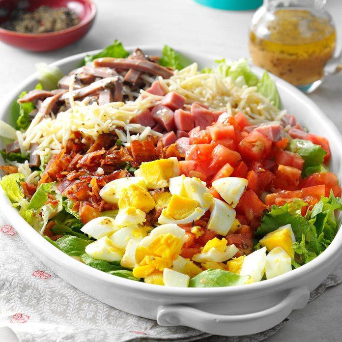 Swiss Cobb Salad