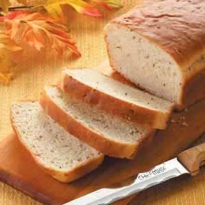 Dill-Onion Batter Bread