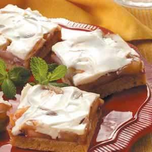 Raspberry Apple Cake