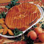 Grilled Ham Steak
