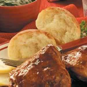 Cottage Cheese Yeast Rolls