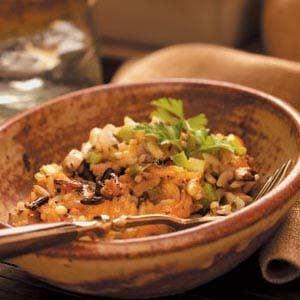 Sausage and Wild Rice Casserole
