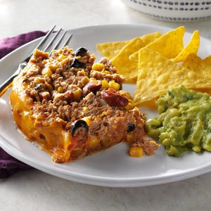 Taco Meat Loaves
