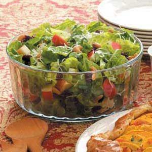 Autumn Tossed Salad