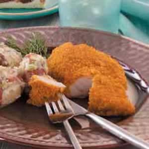 Crunchy Golden Chicken