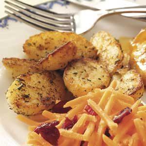 Favorite Herbed Potatoes