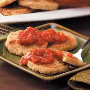 Rosemary Cheese Patties