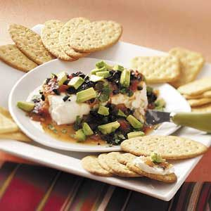 Fiesta Cream Cheese Spread
