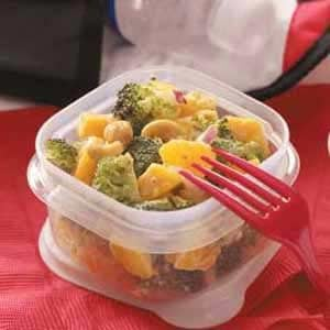 Tropical Broccoli Salad