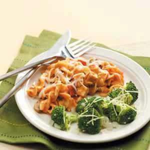 Italian Chicken Noodle Skillet