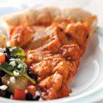 Enchilada Chicken Pizza