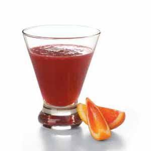 Blood Orange Berry Punch