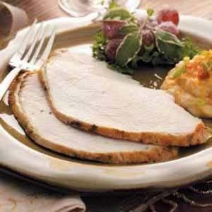 Savory Turkey Breast